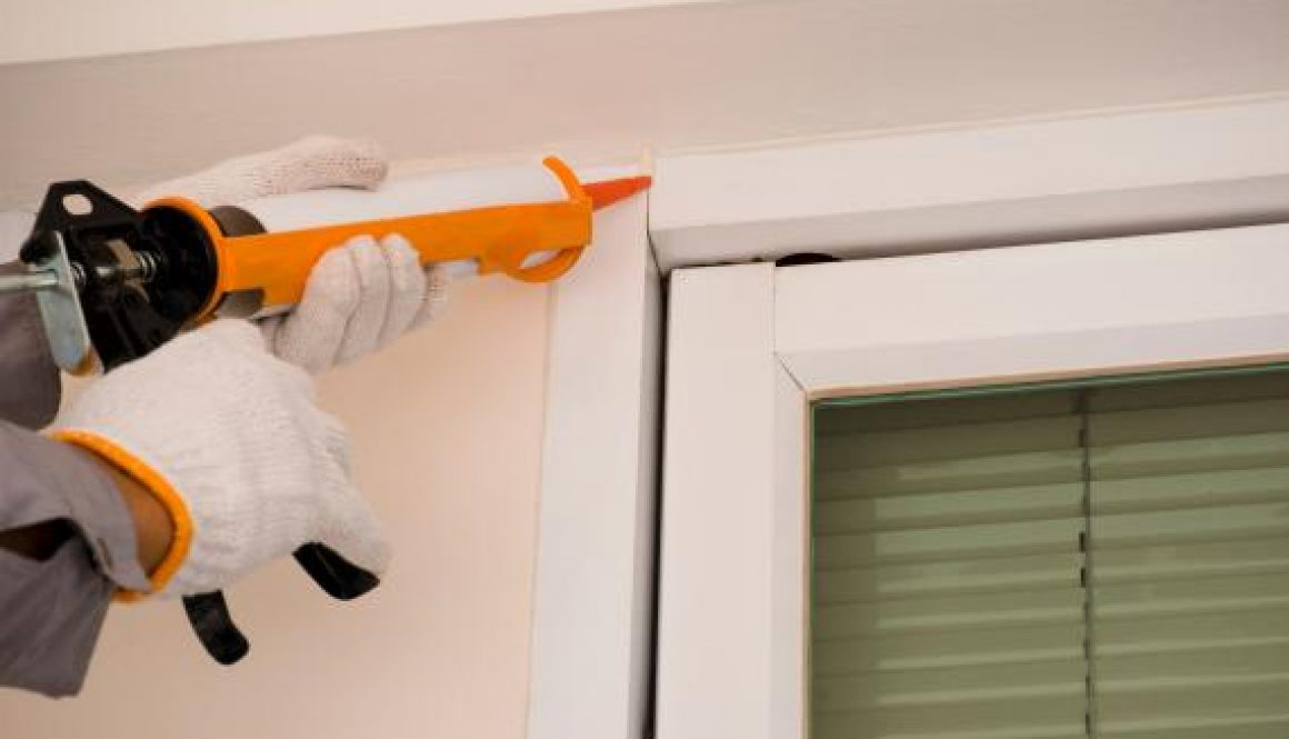 Calfeutrage de fenêtres